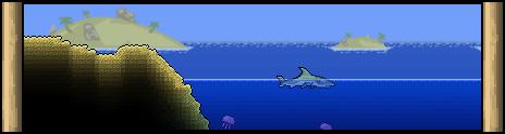 泰拉瑞亚海洋生物群落攻略