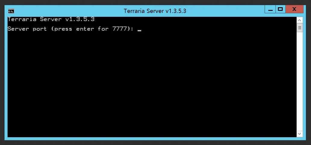 泰拉瑞亚怎么开服务器联机玩 最简单的开服教程
